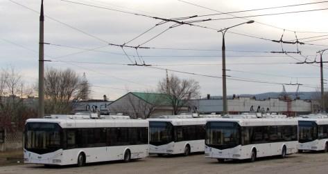 Тольятти все еще ждет 13 троллейбусов