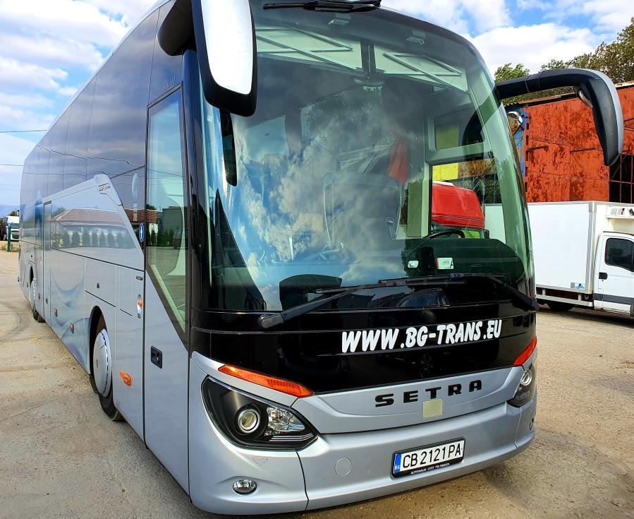 Луксозни Автобуси Сетра