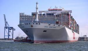 Jak długo płynie kontener z USA do Polski