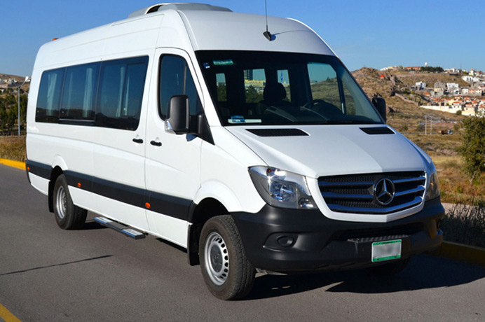 Luxury Super Van