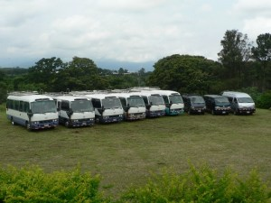 Costa Rica Sample Of Private Transpotation Units