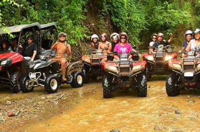 ATV Extreme Adventure Jaco Beach