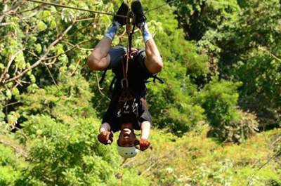 Jaco Beach Canopy Tours