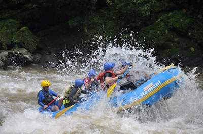 White water rafting Jaco Beach | Adventures Tour