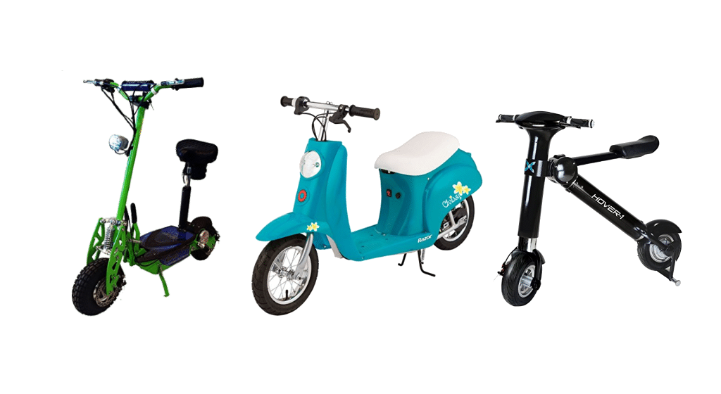 11 of The Best Electric Scooters Of 2017