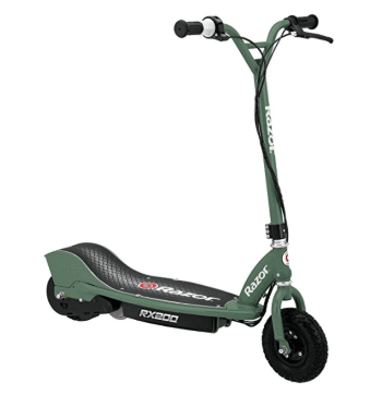 Razor RX200 Electric Off-Road Scooter Review