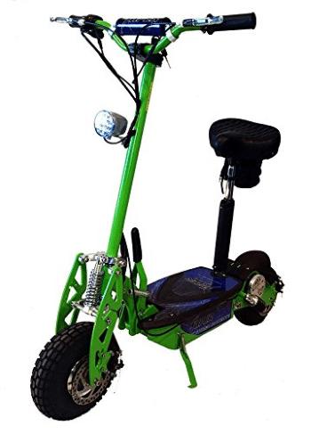 Super Turbo 1000watt Elite 36v Electric Scooter