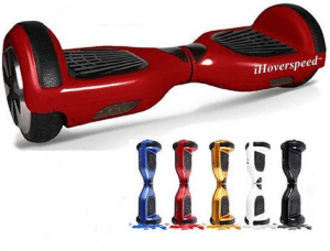 iHoverspeed hoverboard - November 14th 2017 Recall