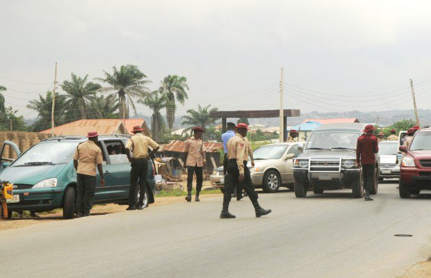 FRSC arrests 1,975 traffic offenders in two weeks