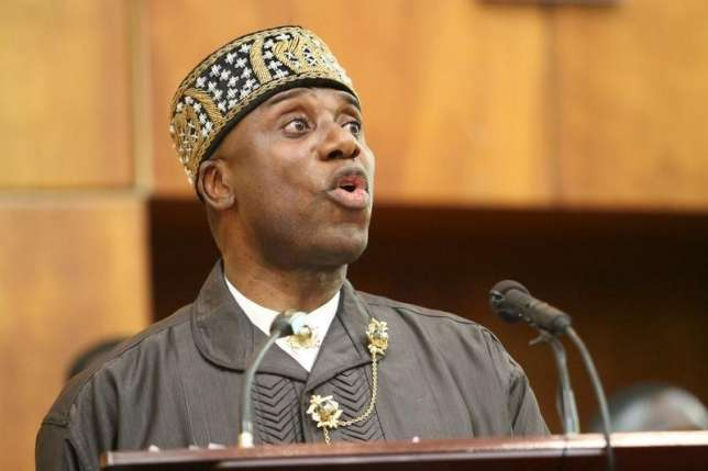 Rotimi Amaechi devastated by Brother's Death
