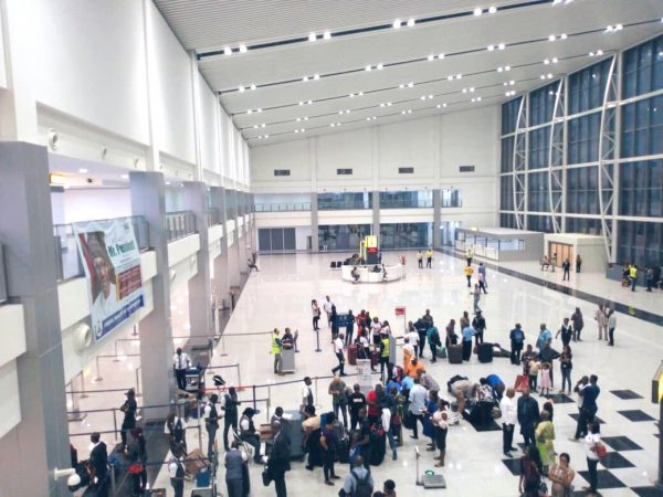 Port Harcourt airport resumes domestic flights