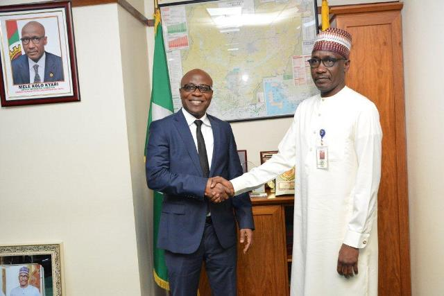 NEITI declares confidence in the ability of NNPC GMD