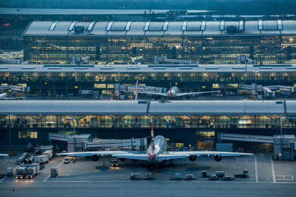 London City Airport receives first commercial flight as lockdown ease