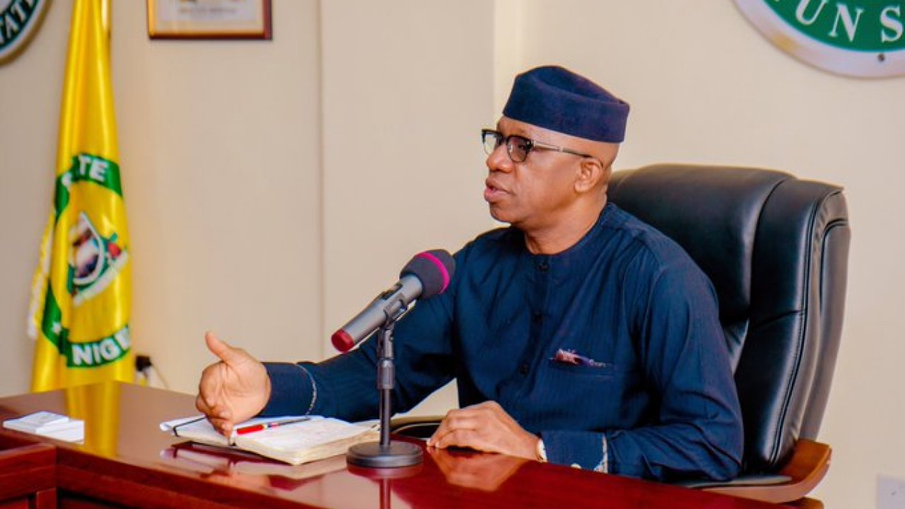 The Ogun State Governor, Dapo Abiodun