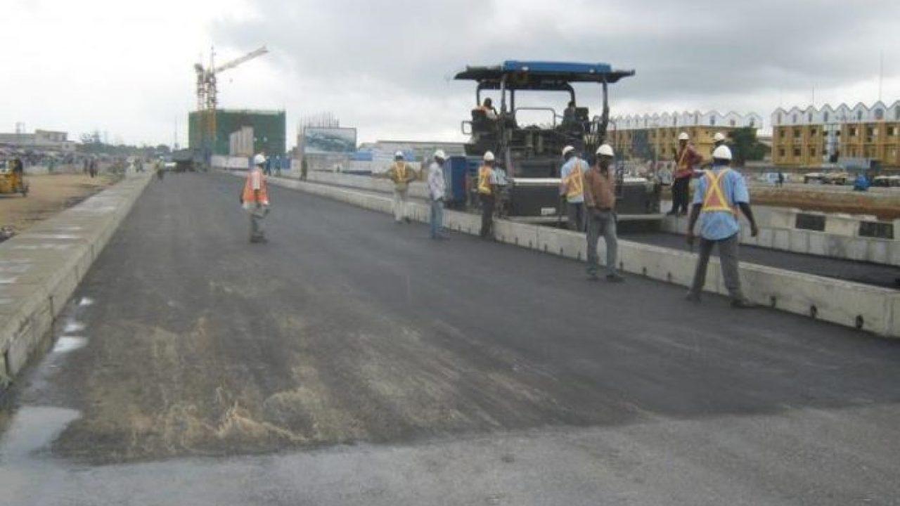 Lagos-Badagry Expressway rehabilitation