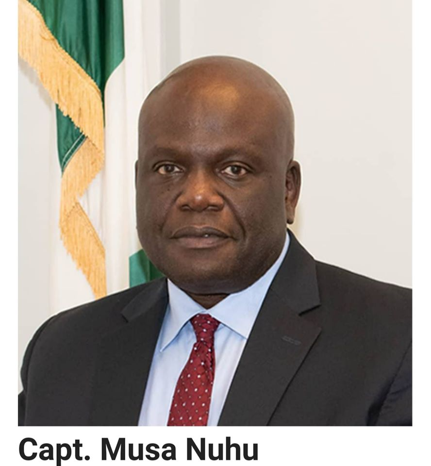 The Director-General, NCAA, Capt. Nuhu Musa