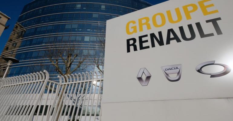 Renault Headquarters.