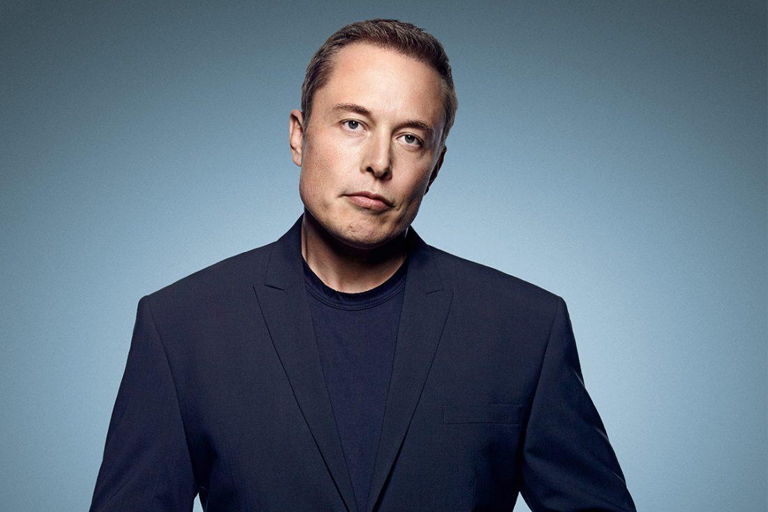 Tesla CEO- Elon Musk.
