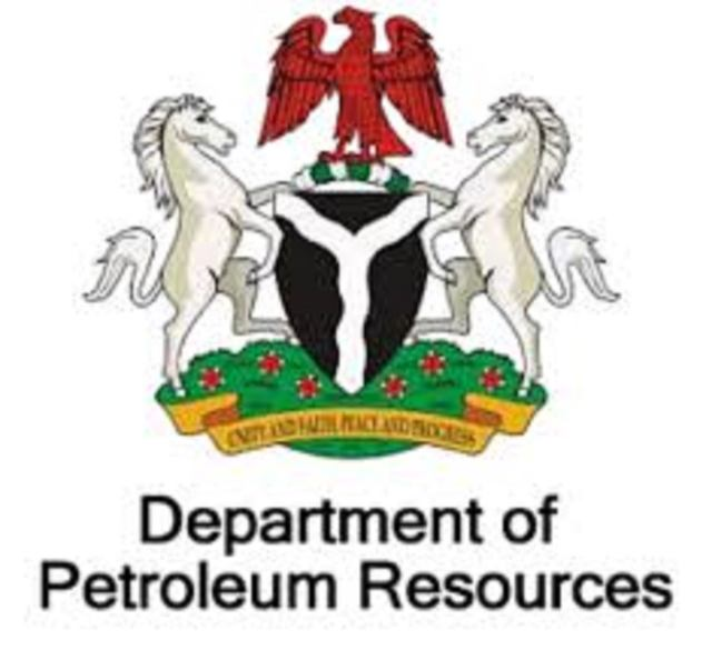 Department of Petroleum Resources (DPR) Logo