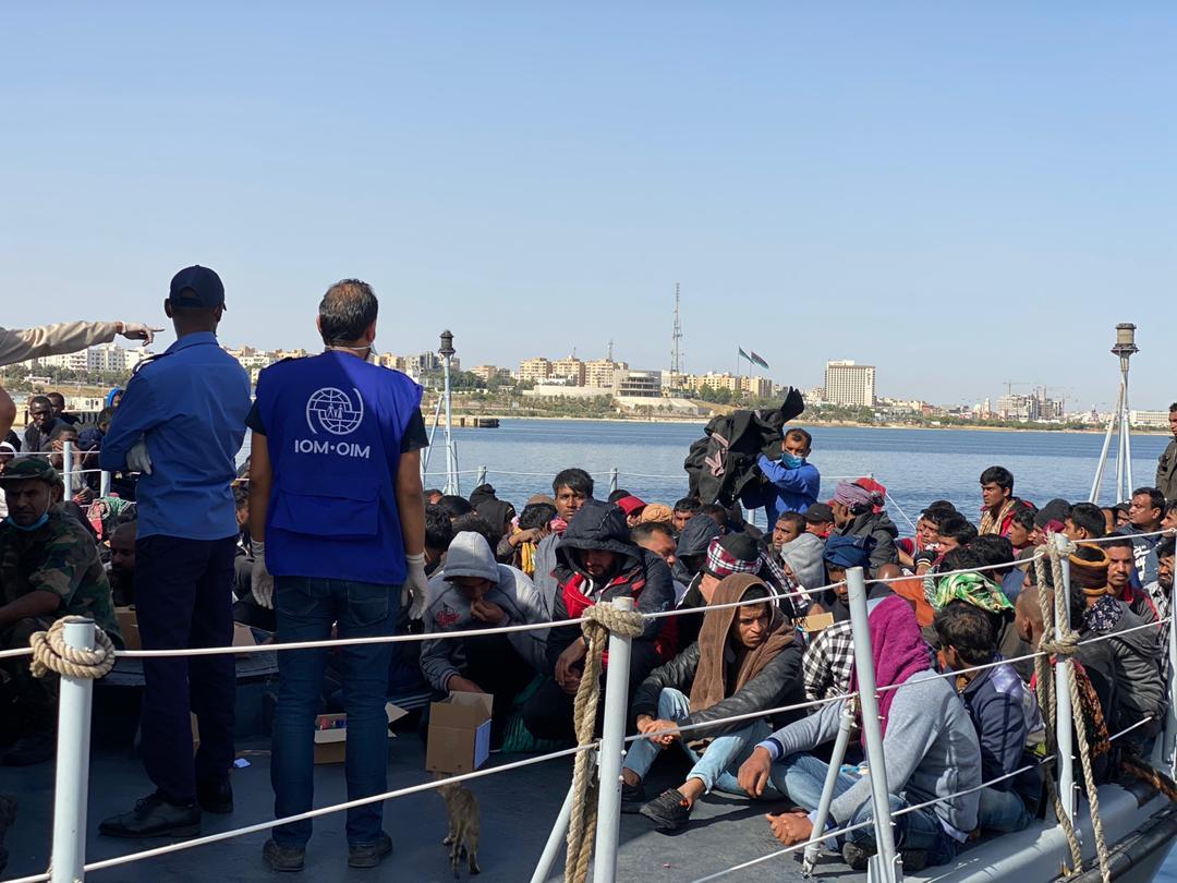 Libyan Migrants