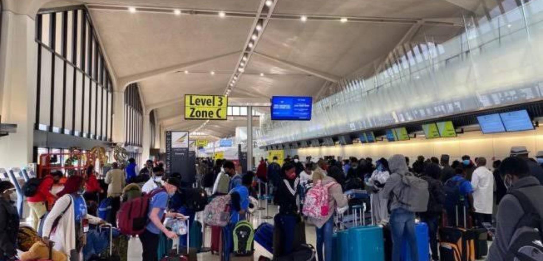 525 Nigerians stranded abroad arrive Nigeria