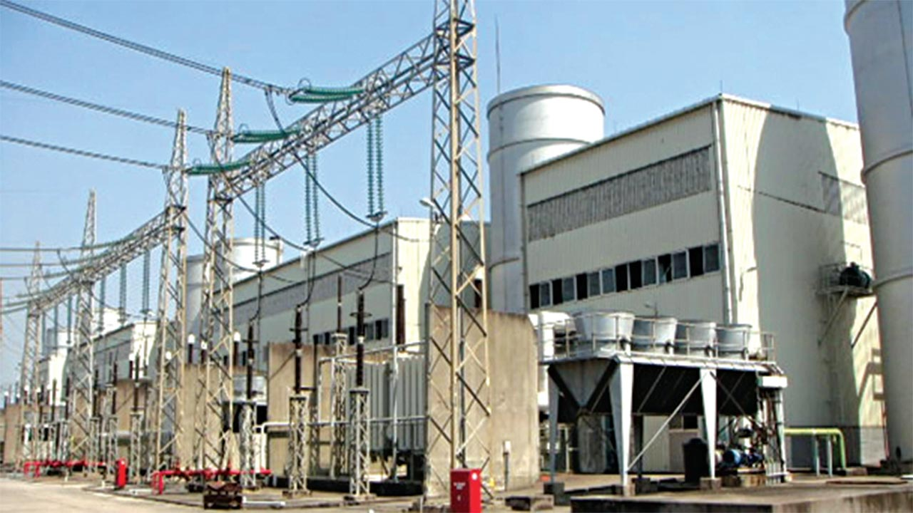 Power plants suffers gas shortage, power generation drops