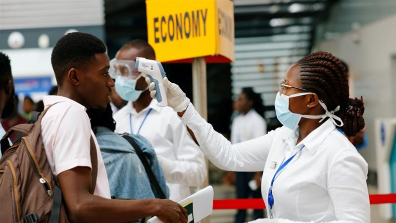 FG sets up COVID-19 enforcement teams in airports