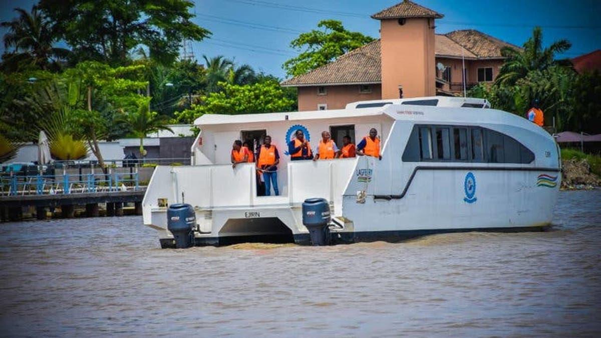 LASWA list alternative waterways routes