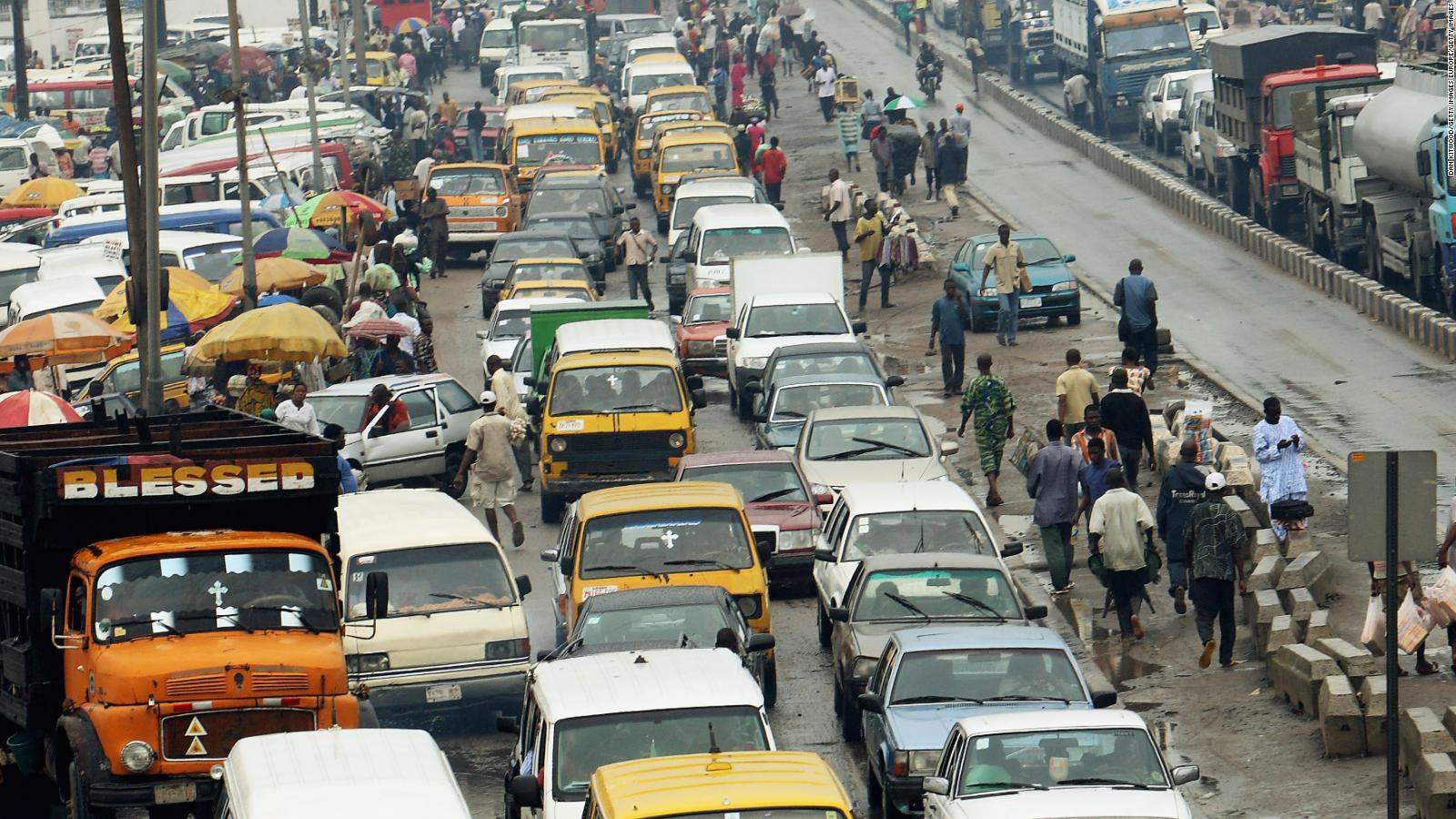 US suggests model Transportation Action plan to ease gridlock in Lagos