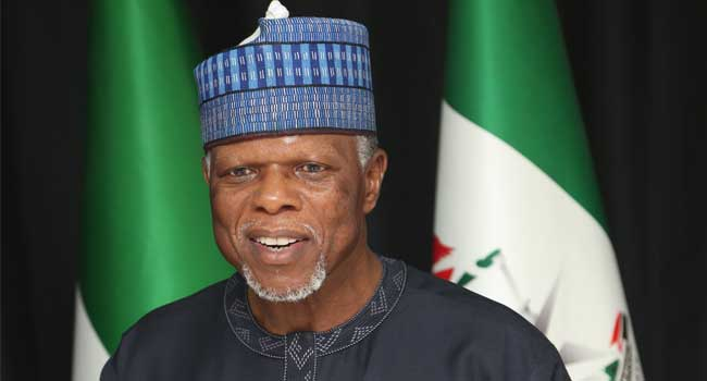 The Comptroller General of the Nigeria Customs Service, Hameed Ibrahim Ali