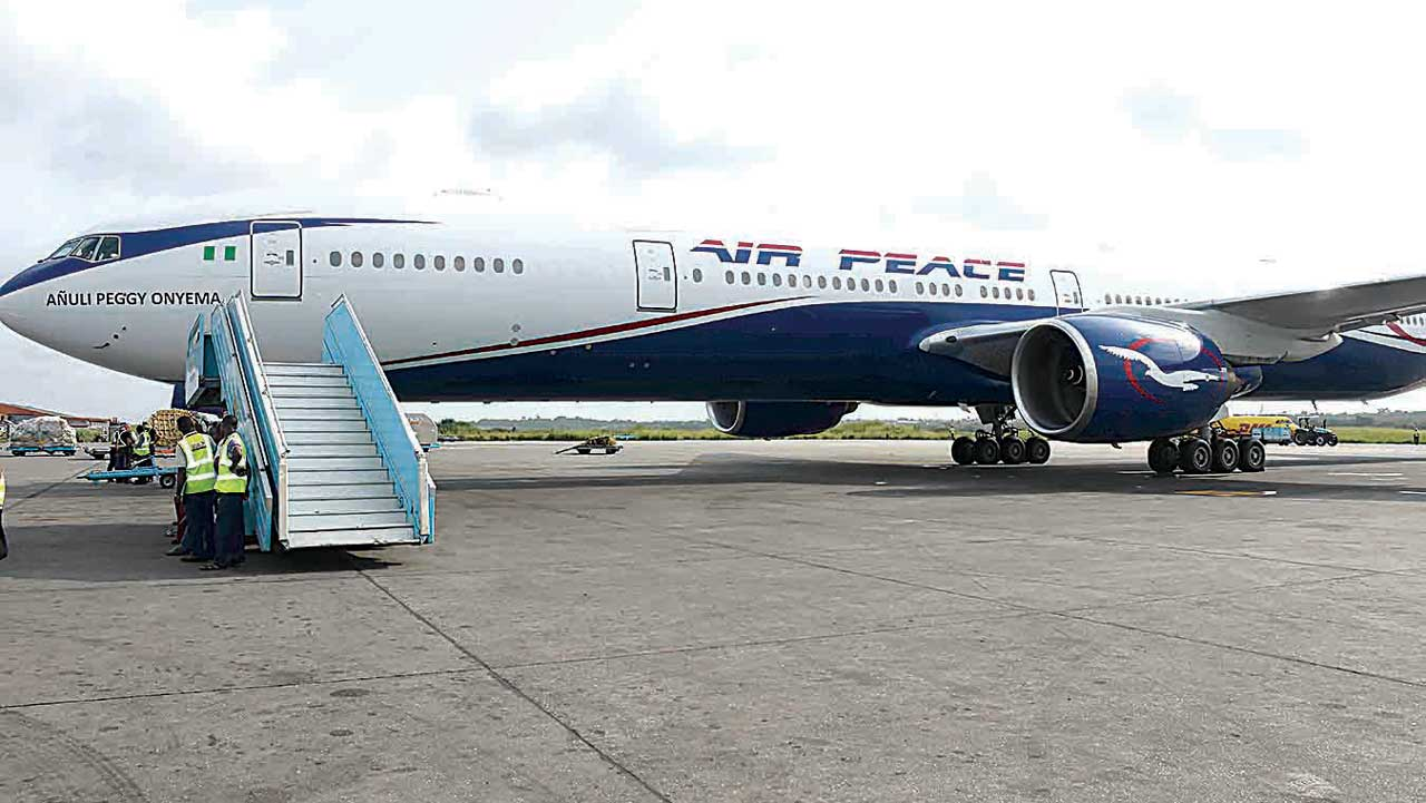 Air Peace sacks over 70 pilots, reduces salaries