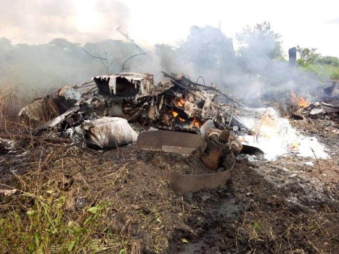 Seven dead as cargo plane crash in South Sudan