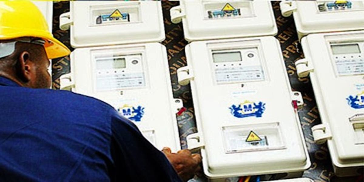 525,120 meters installed in 23 months- NERC