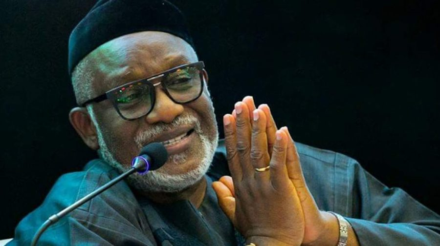 Ondo Governor receives business case for state's port