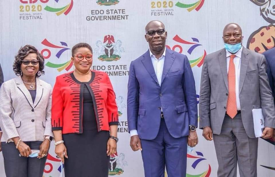 Obaseki appeal for extension of rail line to Benin Industrial Park