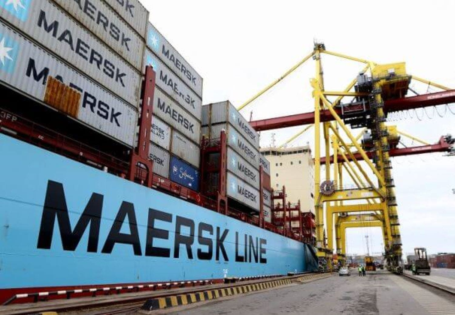 Maersk to start transporting cargo between UAE and Israel