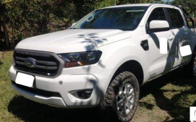 Ford Ranger Xls Doble Cabina 4×4 Diesel Mecánica Servicio Público Operación Nacional