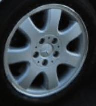 CLK Wheels Vanagon Conversion