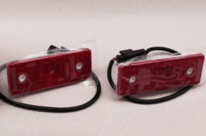 Mercedes side marker lights replacement for the Vanagon.