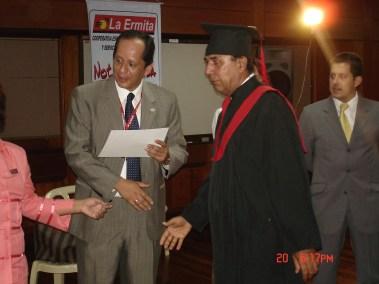 Graduación de Conductores