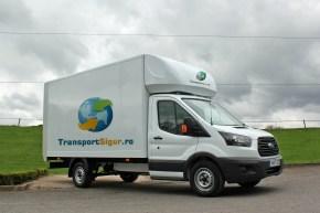 Firma transporturi de mobilier