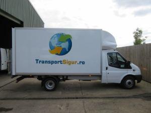 Inchirieri autoutilitare transport marfa