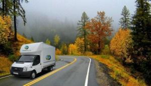 transport mobila Franta