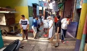 Warga Kampung Sejahtera Giat Bangkit dan Membangun