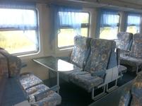 Alte Baikalbahn - 1. Klasse