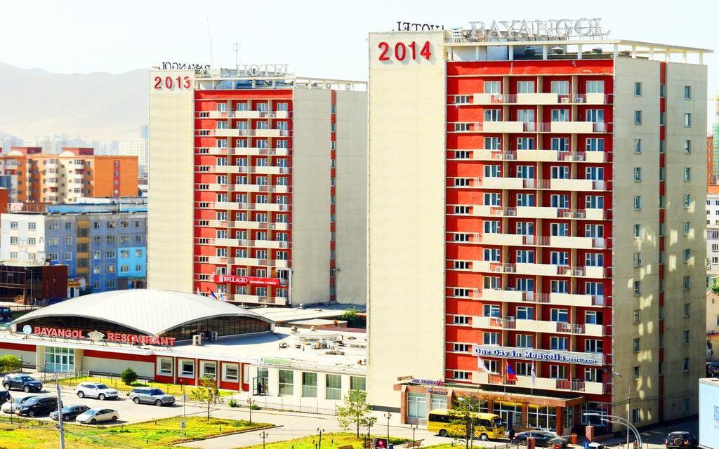 Hotel Bayangol in Ulan Bator