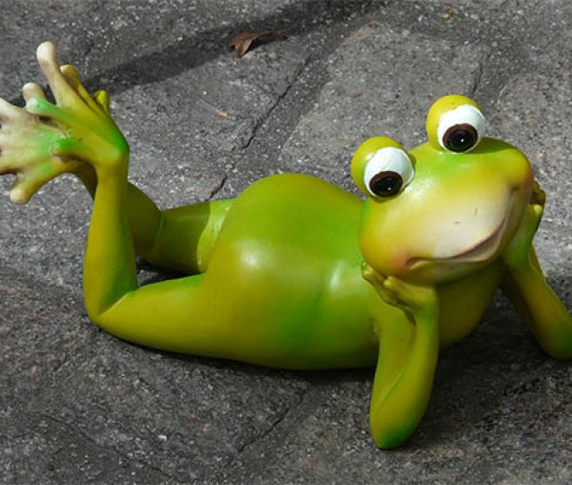 3d Animated Frog Image