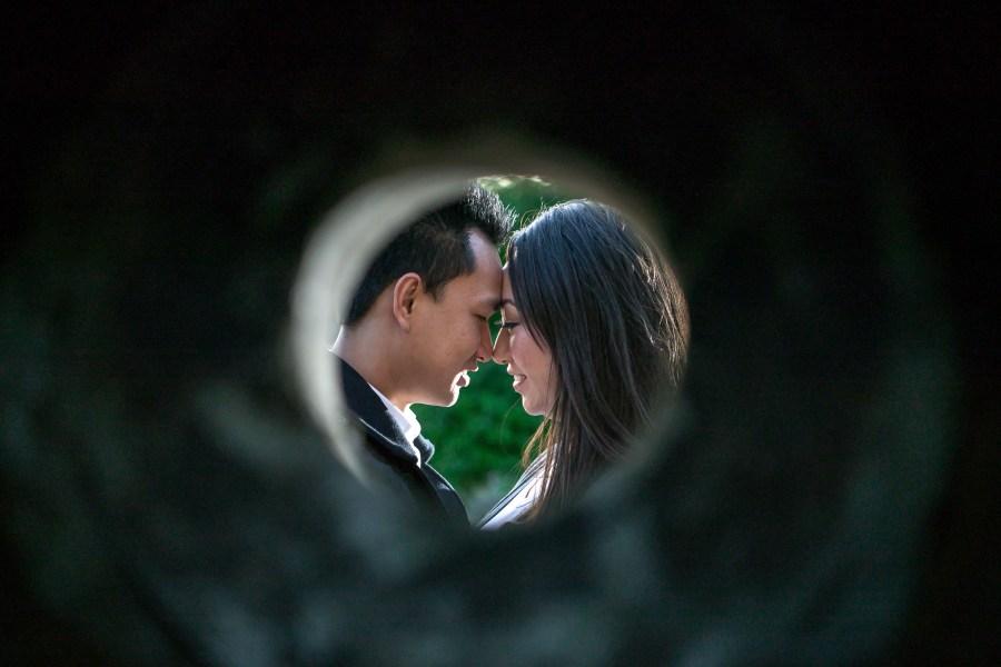 Engagement sydney affordable wedding photographer