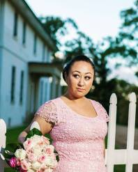Sydney wedding photographer capturing a kiwi wedding editorial shoot