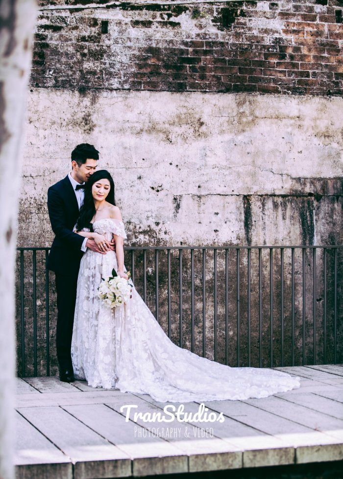 Eunice and Victor's Wedding at Paddington Reservoir Sydney